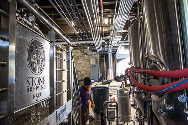 Stone Brewing Company - brewery